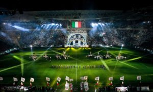 On November 1st, 1897 Juventus was founded