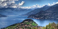 "Bellagio, the ""Pearl of Lake Como"""