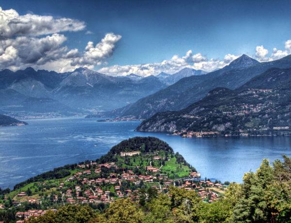 """Bellagio, la """"Perla del Lago di Como"""""""