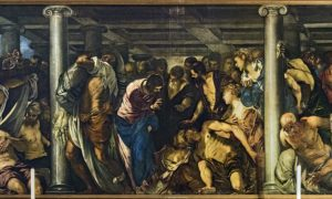 Tintoretto:Palazzo Ducale and Gallerie dell'Accademia in Venice, from 7th September 2018 to 6 January 2019