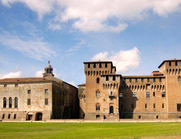 A trip among the castles of Mantova
