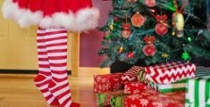 Saint Lucy or Santa Claus? The contention of gifts