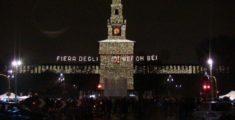 «Oh bej oh bej». Рождество в Милане