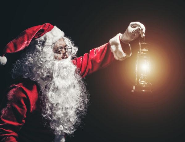 Saint Nicolas: après tout, le Père Noël est tricolore!