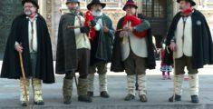 Волынщики: волынки и странствование по дорогам Италии