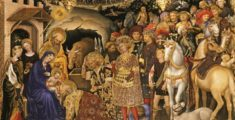 Epiphany and the Procession of the Three Wise Kings