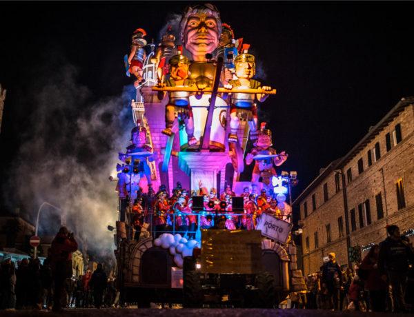 Carnevale in Italia: scopri il Carnevale di Fano