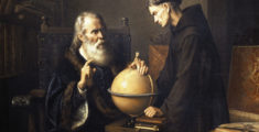 The 15th February is the  anniversary of the birth of Galileo Galilei