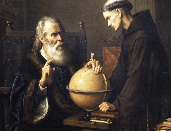 Il 15 febbraio è l'anniversario della nascita di Galileo Galilei