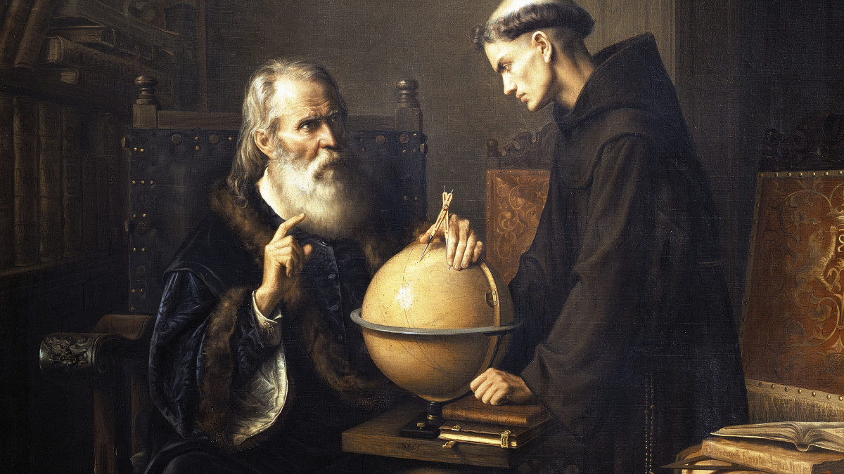 15 Architetti Famosi the 15th february is the anniversary of the birth of galileo
