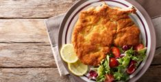Italian cutlet: Milanese and Bolognese. Find the differences