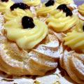Zeppole of San Giuseppe: Italian cakes for father's day