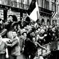Why is liberation day celebrated on the 25th April in Italy?