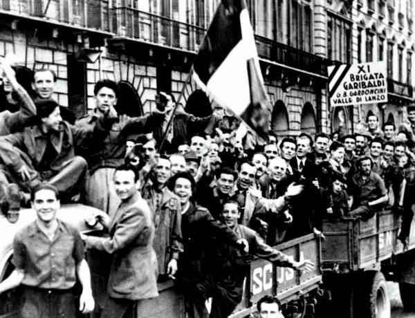 25 aprile: la festa della liberazione