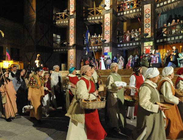 Eventi in Puglia ad Aprile: il Federicus, la grande festa medievale ad Altamura