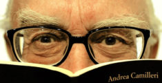 Contemporary Italian authors and artists: Andrea Camilleri