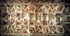 The Sistine Chapel: a jewel that has to be admired by gazing upwards