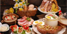 Italian Easter recipes: a riot of goodness. North and central north