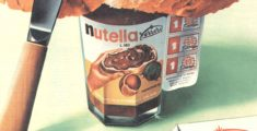 Nutella in a jar: 55 years of a legend