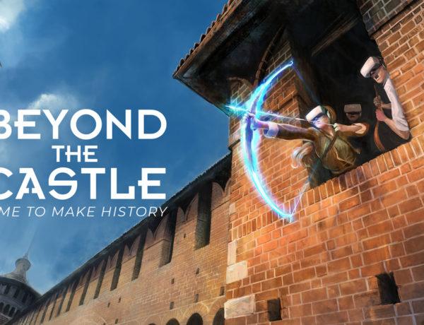 Événements à Milan en Mai: Beyond the Castle, en voyage dans la réalité virtuelle au Castello Sforzesco