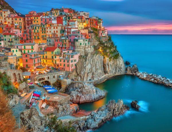 Localités touristiques italiennes: Les Cinque Terre, parmi les destinations pour un petit voyage ou pour un fin de semaine