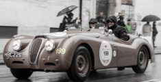 Traditional Italian events: the Mille Miglia starts on 15th May