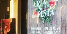 Eventos en Friuli en junio: Aria di festa en San Daniele del Friuli