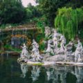 A visit to the park of the Reggia di Caserta: discovering its history and legends