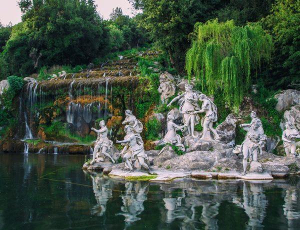 Una visita al parco della Reggia di Caserta: alla scoperta di storia e leggende